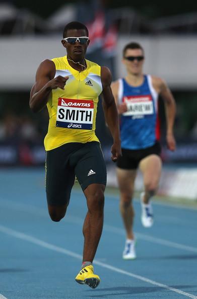 Calvin Smith II - 400m