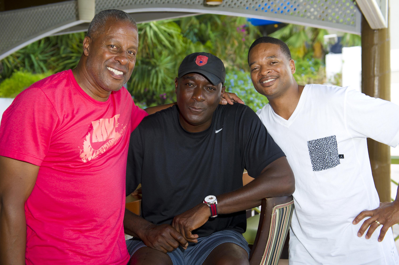 Pool Side - Kingston, Jamaica 2014