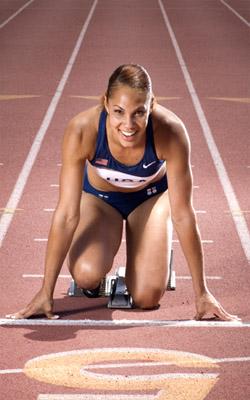 Candice Price - 100m Hurdles